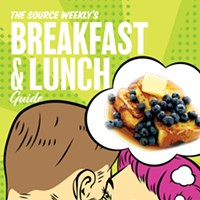 Breakfast & Lunch Guide 2018
