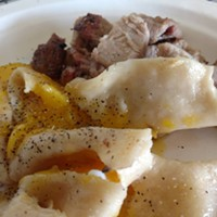 Dream Dishes: Big Ski's Pierogi