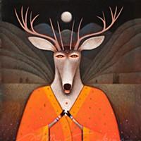 Desert Mystic: The Paintings of John Simpkins