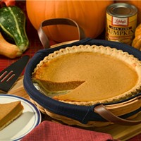 Thanksgiving Pie Fundraiser for Culinary Students