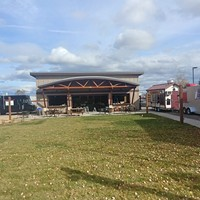 River's Place Opens