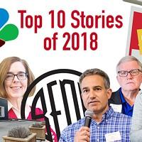 Top 10 Stories of 2018