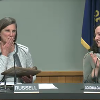 Sally Russell Sworn in as Mayor