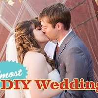 (Almost) DIY Weddings