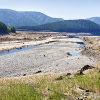 "Three-quarters of Oregon is in ""Severe Drought"""