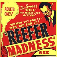 Dangers of Reefer Madness, Outside Legal States