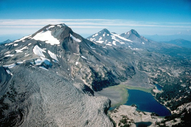 Three Sisters Wilderness Area - WIKIPEDIA