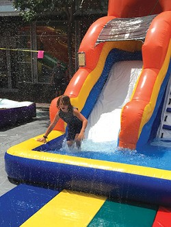 Cool off ath Bend Summer Festival July 12-14 - SUBMITTED