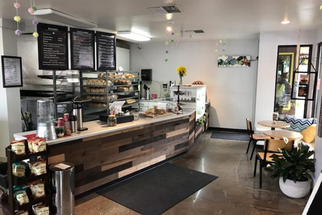 The newly renovated Great Harvest Bread Co. - COURTESY GREAT HARVEST BREAD CO.