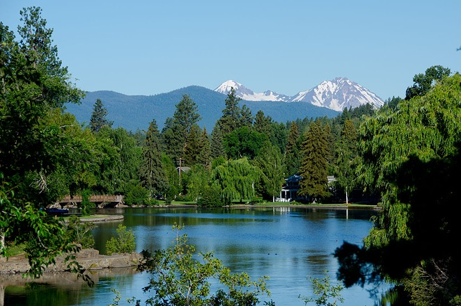 Bend Park and Recreation Adopts new Mirror Pond Resolution