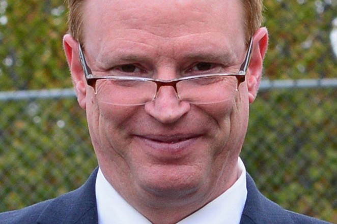 Oregon Senator Tim Knopp. - WIKIMEDIA COMMONS