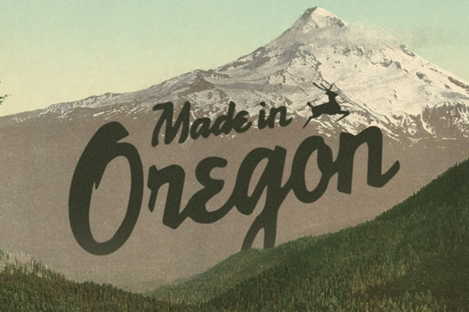"You can find ""Made in Oregon"" for stream and purchase on Bandcamp. - SUBMITTED"