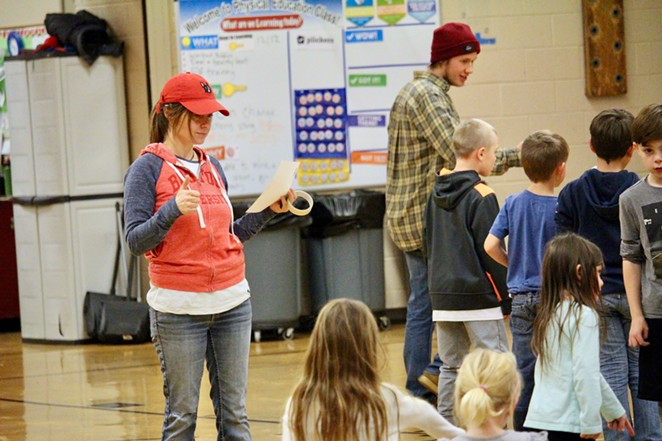 A day in the life of Kids Inc. at Jewell Elementary in 2017. - BEND PARK AND RECREATION DISTRICT