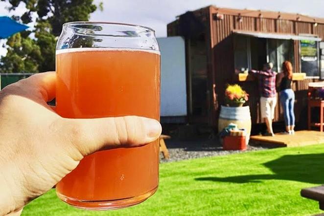 Honey Rasberry Pils at Craft Kitchen and Brewery benefits Soroptimist International of Bend. - K.M. COLLINS