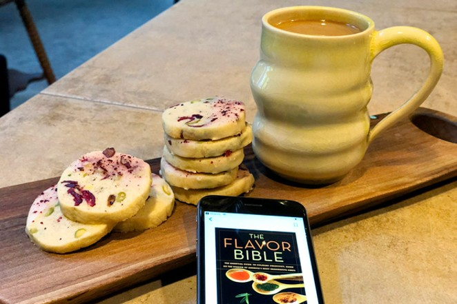 This bible preaches the joy of devising tasty flavor combinations. - LISA SIPE
