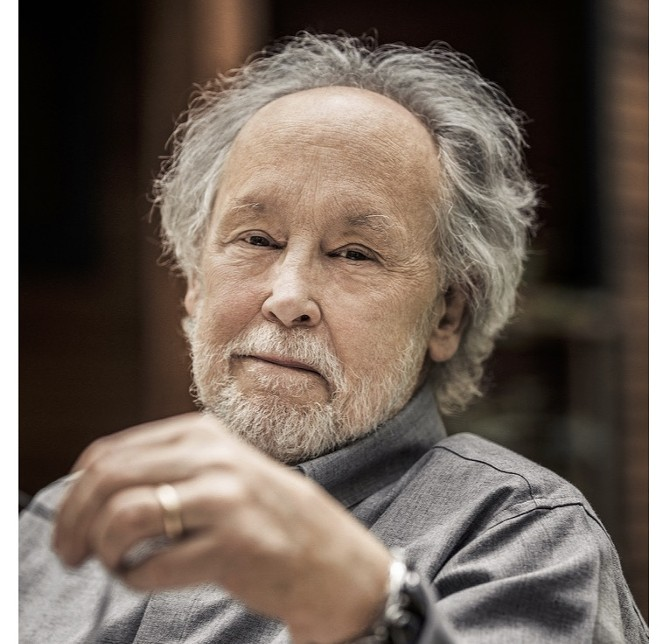 Barry Lopez will be in Bend on Jan. 23 as part of the Author! Author! series. - JOHN CLARK