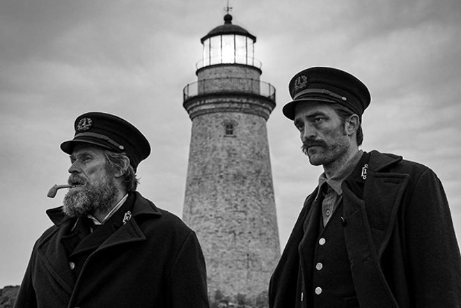 Sea shanties with a side of existential dread, please. - COURTESY OF A24