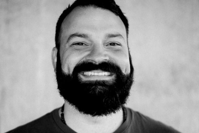 Nicolas Mezzanatto, founder of Comedy & A Cause, raises awareness while giving back. - KIMBERLY MILOSEVIC