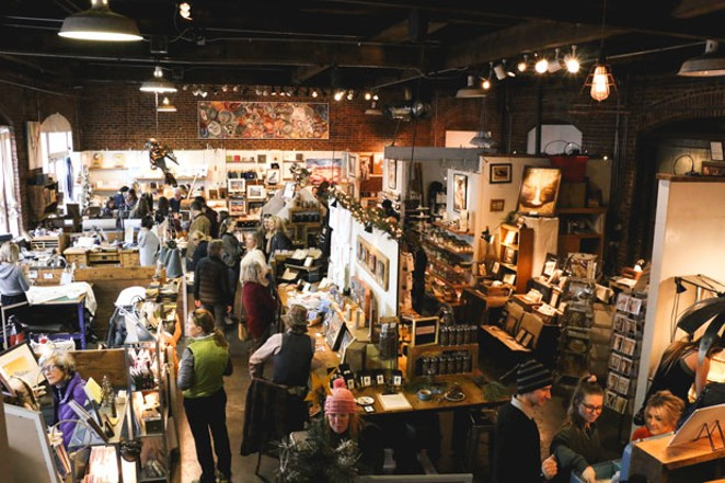 Craft-O at the Old Iron Works will have over 75 artists selling their wares. - CYR PHOTOGRAPHIC