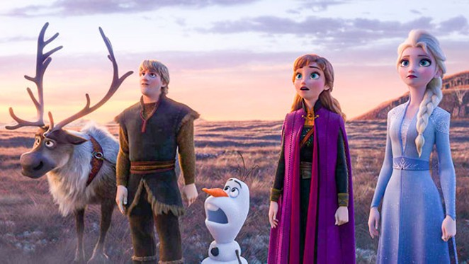 """The cast of """"Frozen 2"""" is just as lovable this time around. - PHOTO COURTESY OF DISNEY"""