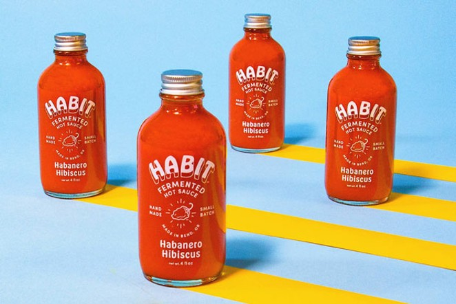 COURTESY HABIT HOT SAUCE