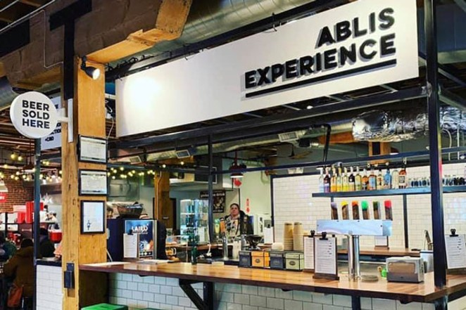 """CEO Jim Bendis said the """"func-tails"""" at  Ablis Experience are aimed at allowing """"diners to taste the many flavors offered on our menu with ingredients that provide health benefits beyond normal nutrition."""" - COURTESY ABLIS"""