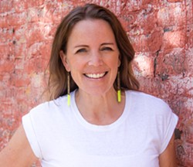 Source Weekly Editor Nicole Vulcan - DARRIS HURST