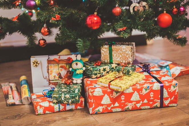 """Listen to our """"Who Did It Better"""" playlist on Christmas morning! - EUGENE ZHYVCHIK, UNSPLASH"""