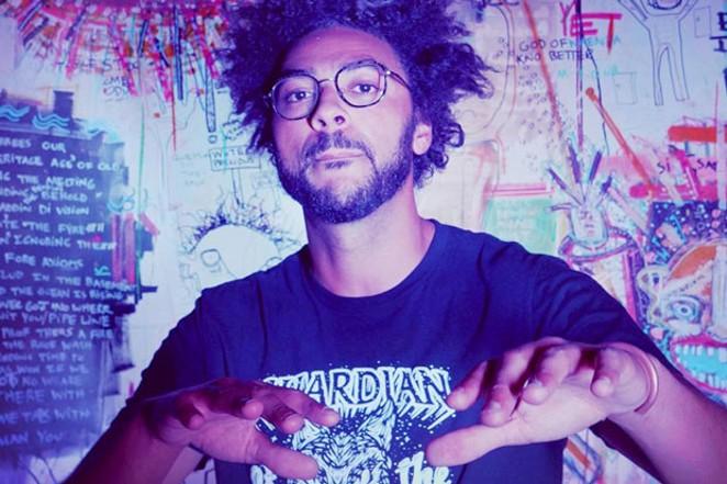 Jason Graham, Bend's first Creative Laureate. - JESSE LOCKE