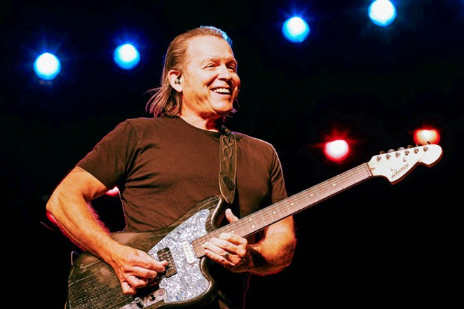 Tommy Castro, who started playing guitar at age 10, is still going strong. - JAYSON CARPENTER