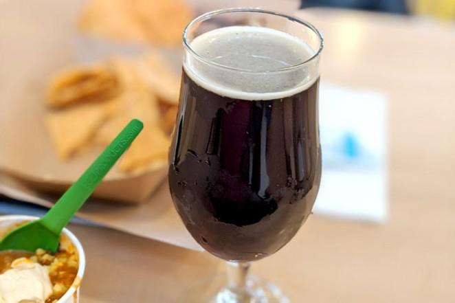 Beer and BBQ at Boss Rambler - HEIDI HOWARD