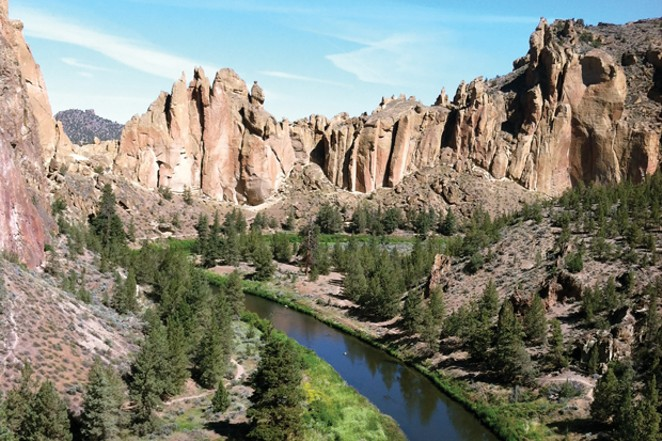 COURTESY CHOCKSTONE CLIMBING GUIDES/SMITH ROCK CLIMBING CAMP