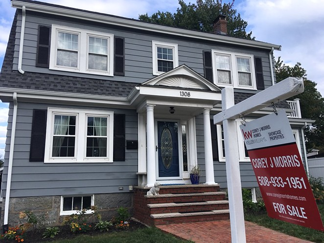 While now may seem like a weird time to buy a house, local real estate and lending experts say low competition and low interests rates make it a great time to get buy. - FLICKER