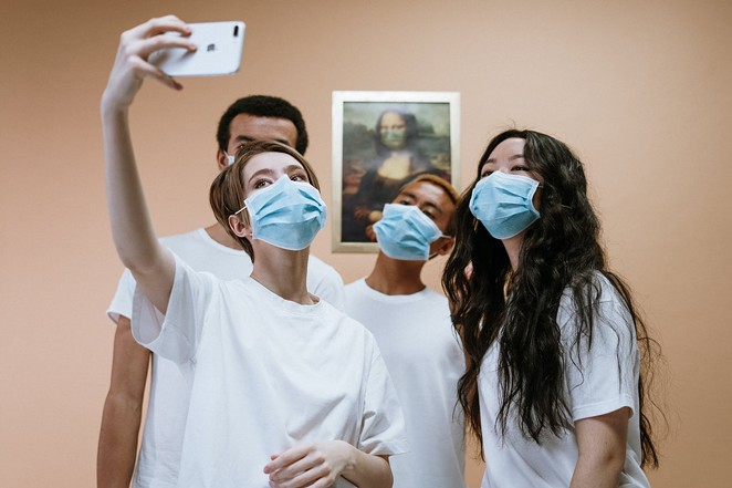 Cloth or surgical masks can provide some protection, but the CDC recommends N95 respirator masks for health care workers who come into contact with COVID-19 patients. - PEXELS