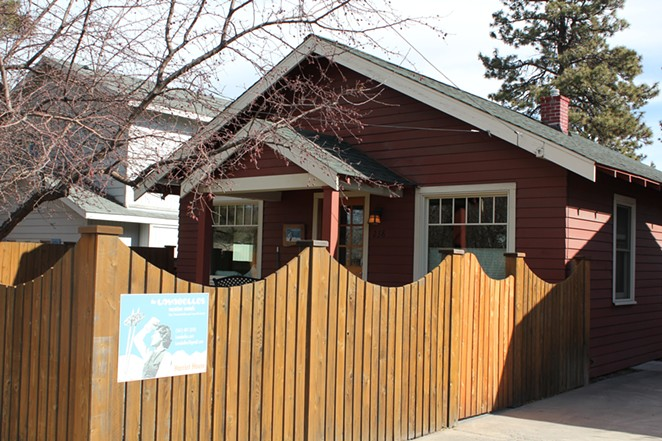 A vacation rental in an old mill house close to downtown Bend. - LAUREL BRAUNS