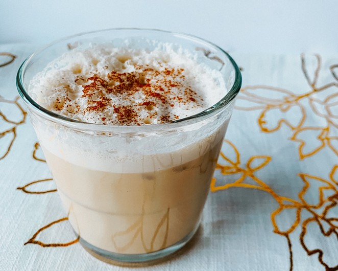 """Coffee or cocktail? How about both, with """"The Rifft."""" - NANCY PATTERSON"""