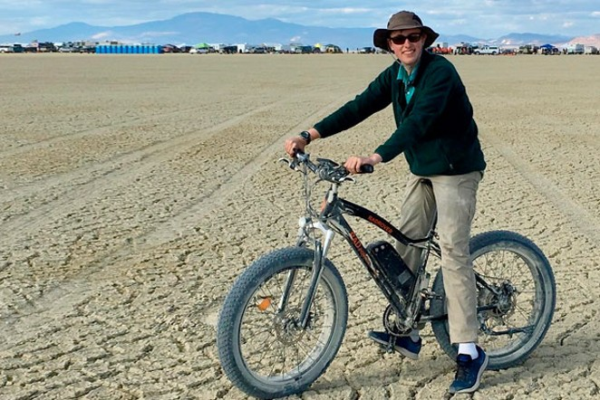 E-bikes are currently allowed on BLM lands, but officials want to refine the rules around them. - STEVE JURVETSEN, FLICKR