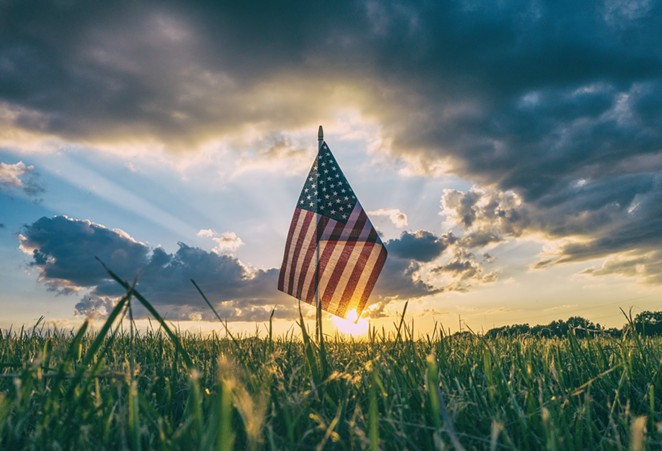 This year's Memorial Day might help put the holiday in perspective. - AARON BURDEN/UNSPLASH