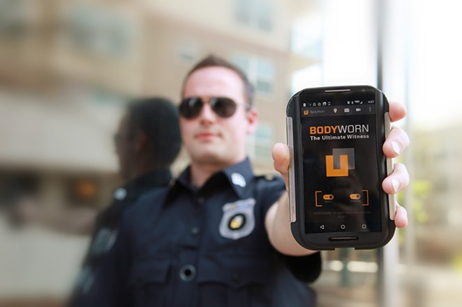 Police body cameras cost anywhere from $200 - $1,200, but most of the cost comes from data storage and ongoing maintenance down the road. - PXHERE