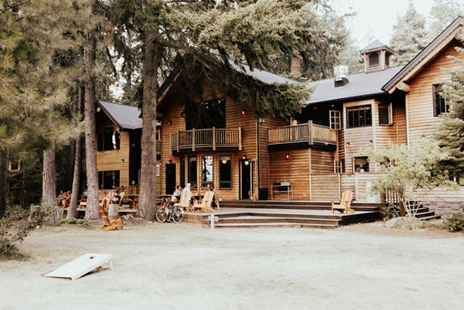 Suttle Lodge & Boathouse is hosting a boatload of summertime events. - COURTESY OF SUTTLE LODGE & BOATHOUSE