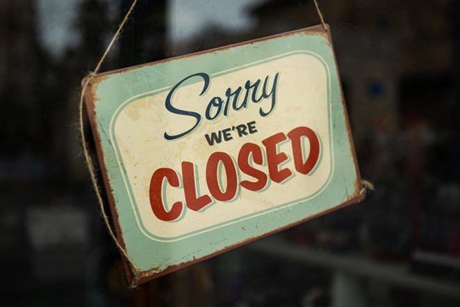 Failing to comply with state guidelines could easily lead to a second round of local business closures. - UNSPLASH