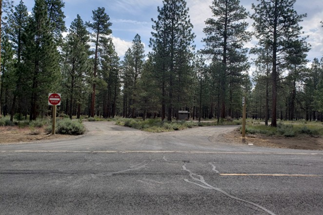 A popular trail system just became easier to access. - DESCHUTES NATIONAL FOREST
