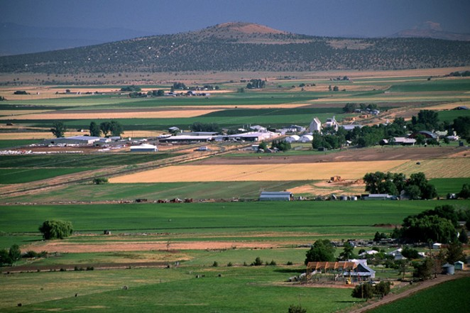 The letter asserts that rural communities like Culver (pop. 1,357 according to 2010 Census) should make their own decisions regarding school openings. - WIKIMEDIA COMMONS