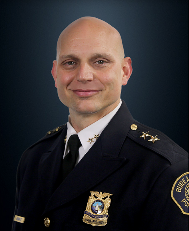 Bend Police Chief Mike Krantz started work Aug. 10. - CITY OF BEND