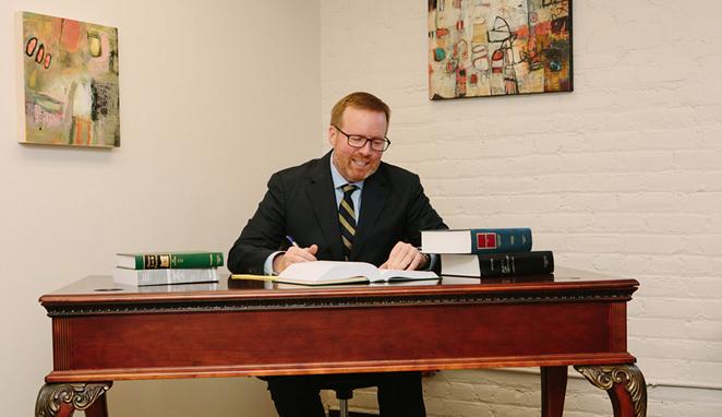 Deschutes County District Attorney John Hummel - JOHN HUMMEL