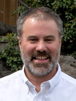 Ed Keith has worked as county forester for Deschutes County since 2012. - CLIFF LIEDKE
