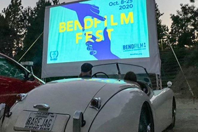 Explain to me again why drive-ins fell out of favor? - COURTESY BENDFILM