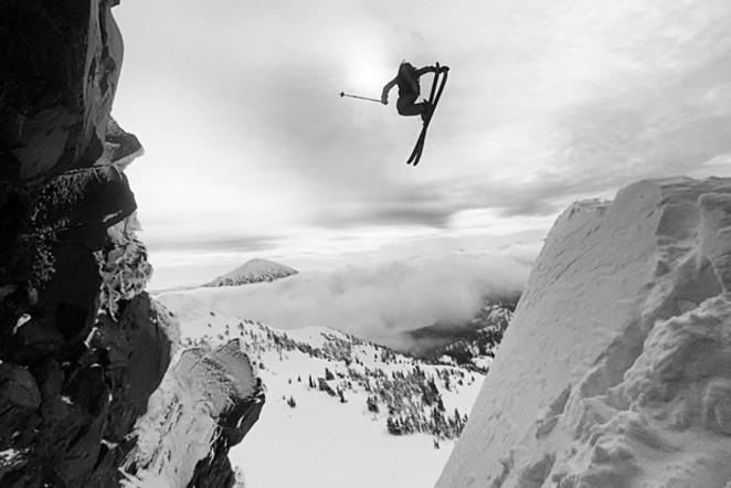 Lucas Wachs likes to see things from a different perspective. - COURTESY LUCAS WACHS