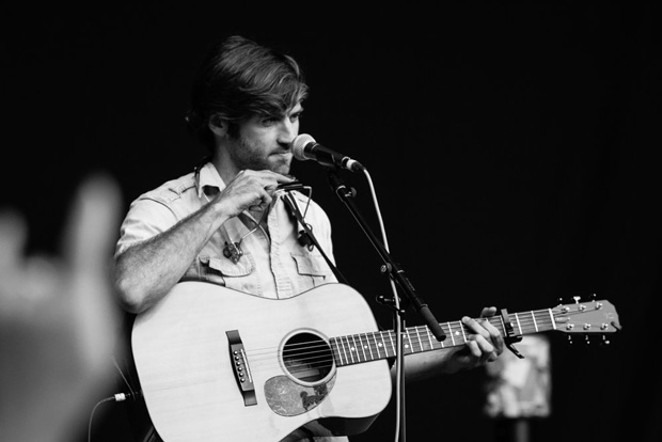 John Craigie will be one of Friday night's Winter JAM performers! Did we mention it's free? - TAHNEI ROY