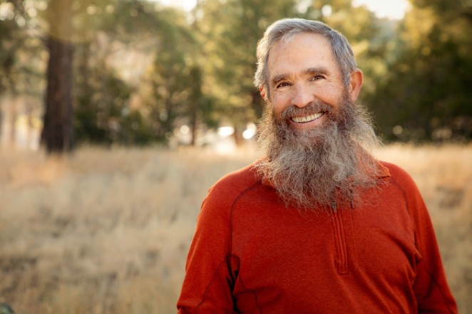 Burt Gershater is a counselor who has had a popular column in Flagstaff for 13 years. Now, he's doing the same in Central Oregon. - COURTESY BURT GERSHATER